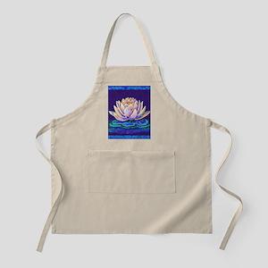 lotus blossum Apron