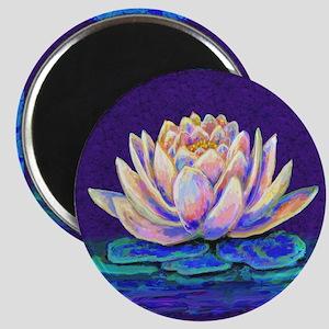 lotus blossum Magnet