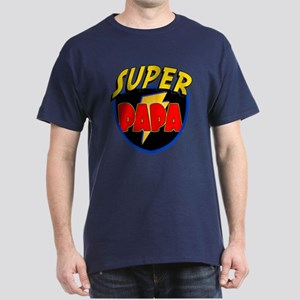 Super Papa Dark T-Shirt