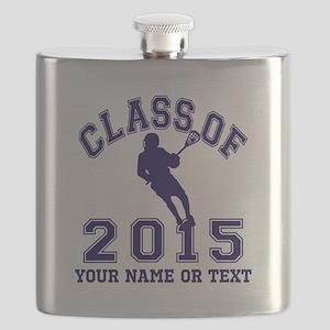 Class of 2015 Lacrosse Flask