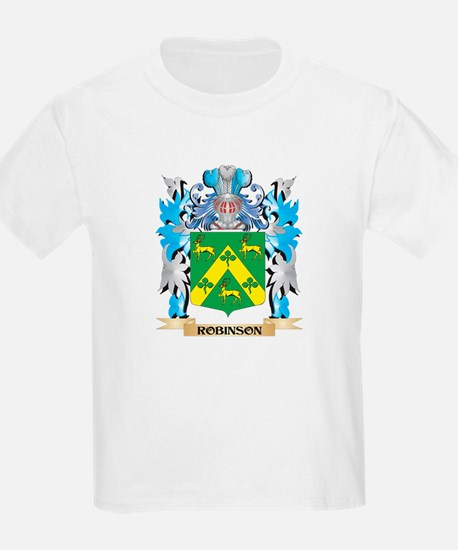 Robinson Coat of Arms - Family Crest T-Shirt