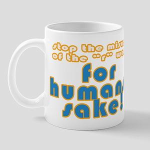stoprword Mugs