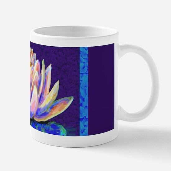 lotus blossum Mugs