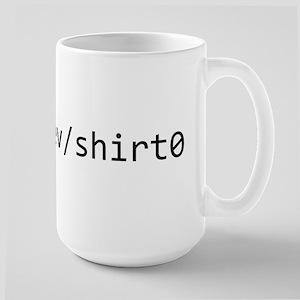 /dev/shirt0 Mugs