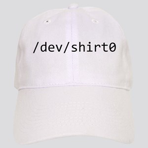 /dev/shirt0 Cap
