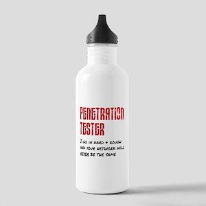 Penetration Tester: ha Stainless Water Bottle 1.0L