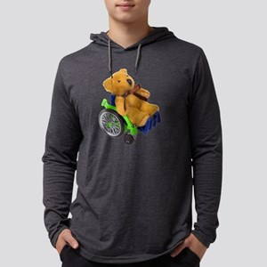 Youth Wheelchair Long Sleeve T-Shirt