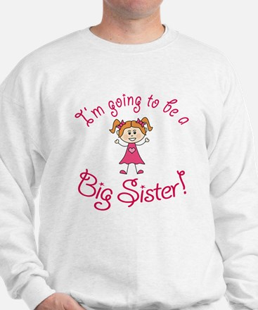 Im going to be a Big Sister! Sweater