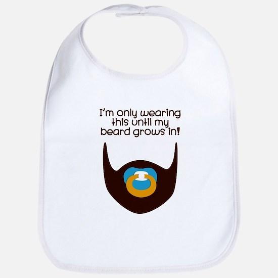 Until my beard grows in Bib