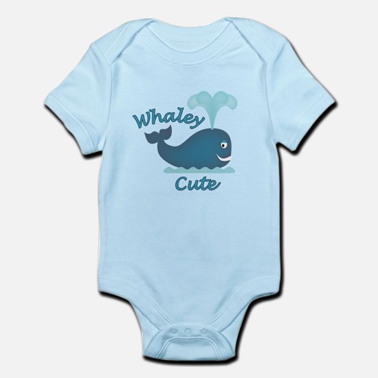 Whaley Cute Body Suit