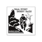 Desert Daze Logo Sticker