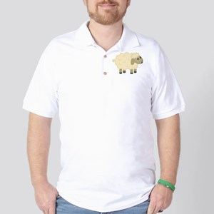 Sheep Golf Shirt