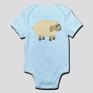 Sheep Body Suit