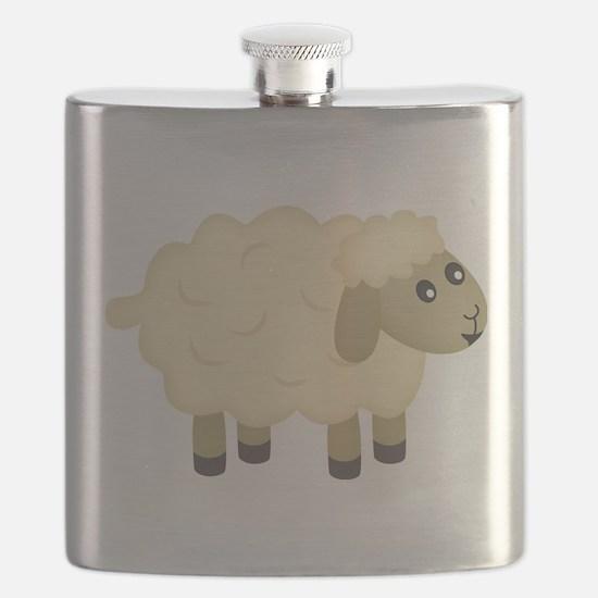 Sheep Flask