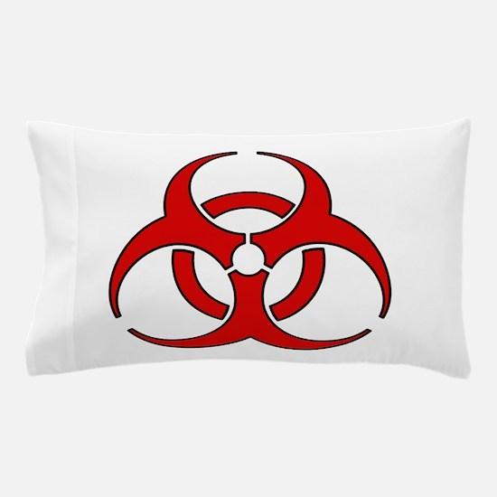 Biohazard Pillow Case