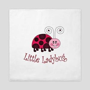 Little Ladybug Queen Duvet