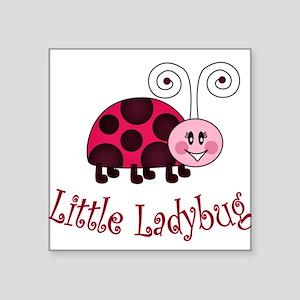 Little Ladybug Sticker