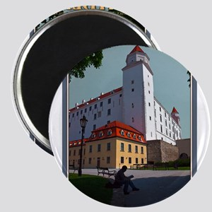 Bratislava Castle Magnets