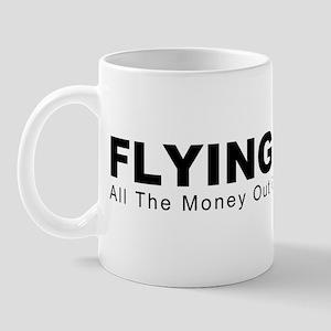 Aviation - Flying Sucks Mug