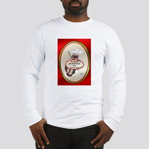 GolferGiftHoleinOne Long Sleeve T-Shirt