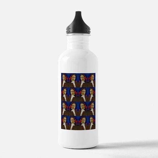 harry houdini devils r Water Bottle