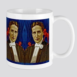 harry houdini devils red blue Mugs