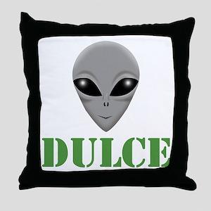 Dulce Throw Pillow