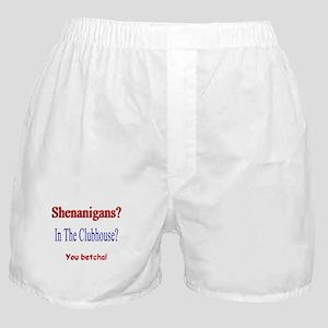 Shenanigans? Boxer Shorts