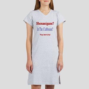 Shenanigans? Women's Nightshirt