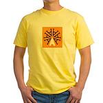 Vintage Logo Yellow T-Shirt