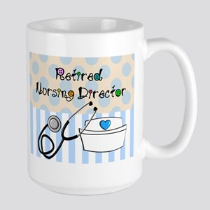 Retired Nursing Director Mugs