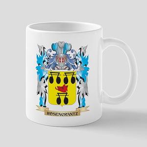 Rosencrantz Coat of Arms - Family Crest Mugs