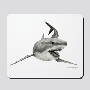 Great White Shark ~ Mousepad