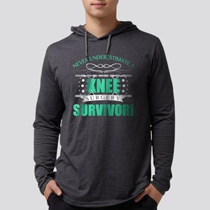Knee Surgery Survivor Long Sleeve T-Shirt