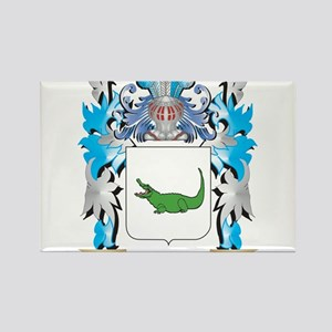 Rossiter Coat of Arms - Family Crest Magnets
