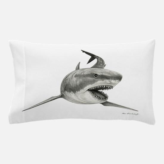 Great White Shark ~ Pillow Case