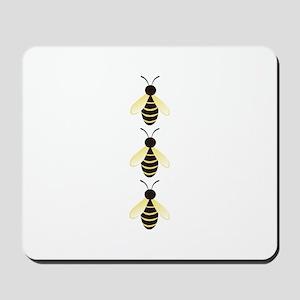 BUMBLEBEE BORDER Mousepad