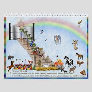 Rainbow bridge Wall Calander