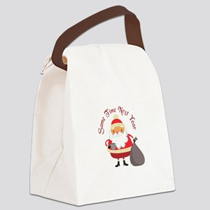 SAME TIME NEXT YEAR Canvas Lunch Bag