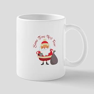 SAME TIME NEXT YEAR Mugs