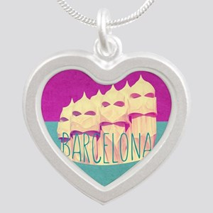 Barcelona Gaudi Paradise Necklaces