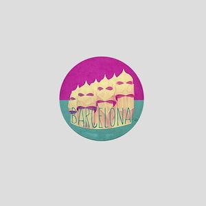 Barcelona Gaudi Paradise Mini Button