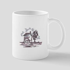 DELFTWARE BARN Mugs