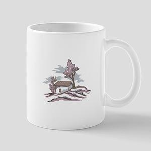 DELFTWARE COTTAGE Mugs