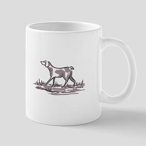 DELFTWARE BIRD DOG Mugs