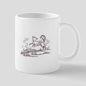 DELFTWARE FOX Mugs