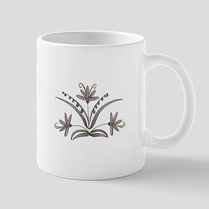 DELFTWARE FLOWERS Mugs
