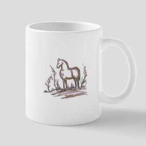 DELFTWARE HORSE Mugs
