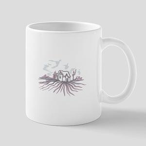 DELFTWARE HOUSE Mugs