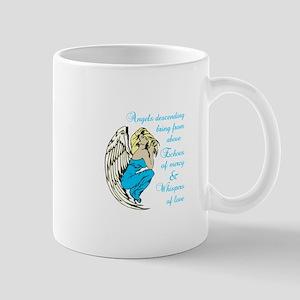 ANGELS DESCENDING Mugs